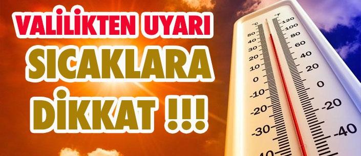 İstanbul Valiliğinden  uyarı
